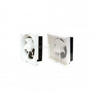 พัดลมระบายอากาศ Wolter รุ่น WMS-20B-(C) Wall Mount 8'' / 22W 1 Phase 220V