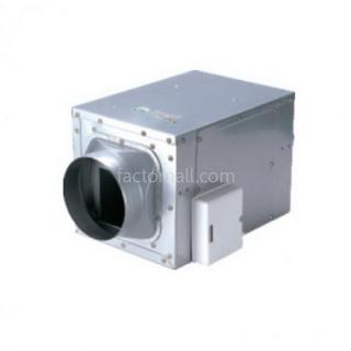 พัดลมระบายอากาศ Wolter รุ่น DVF-15036 แบบกล่อง CABINET INLINE 6'' / 55W 1 Phase 220V