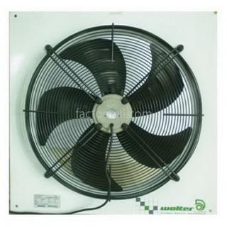 พัดลมระบายอากาศ Wolter รุ่น AEQ450-4A แบบติดผนัง แรงลมสูง 18'' / 250W 1 Phase 220V