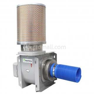 เครื่องดูดฝุ่นอุตสาหกรรม Envotech รุ่น Mini Dust สำหรับดูดฝุ่น