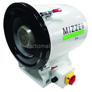เครื่องกรองละอองน้ำมันขนาดเล็ก รุ่น MIZZER 08 0.75kW