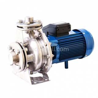 ปั๊มน้ำ VENZ รุ่น VMS32-160B 2.2kW 3HP 2Pole 380V หัวสแตนเลส ท่อเข้า 2 นิ้ว ท่อออก 1.25 นิ้ว