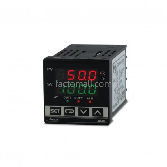 อุปกรณ์ควบคุมอุณหภูมิ Delta รุ่น DTA4848V0 Output Voltage Pulse 0-14V
