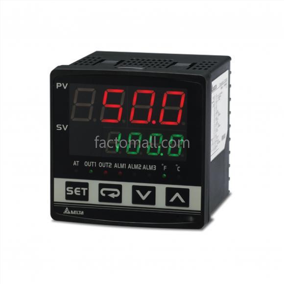 อุปกรณ์ควบคุมอุณหภูมิ Delta รุ่น DTA7272R0 Output Voltage Pulse 0-14V