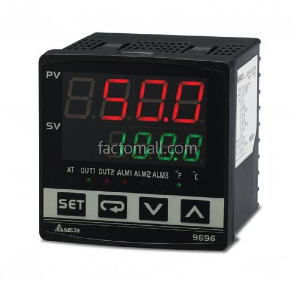 อุปกรณ์ควบคุมอุณหภูมิ Delta รุ่น DTA9696R0 Output Relay