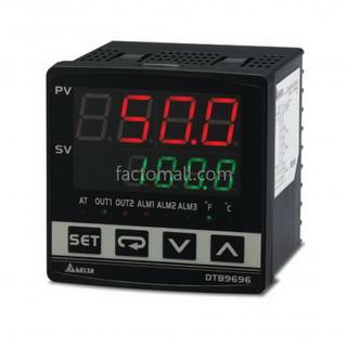 อุปกรณ์ควบคุมอุณหภูมิ Delta รุ่น DTB9696RR Output Relay/Relay