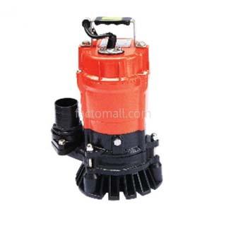ปั๊มน้ำ TOSAKI รุ่น TSK500 0.5kW 220v. ปริมาณการส่งน้ำสูงสุด 130L/min อัตราส่งสูงสุด 6.5m