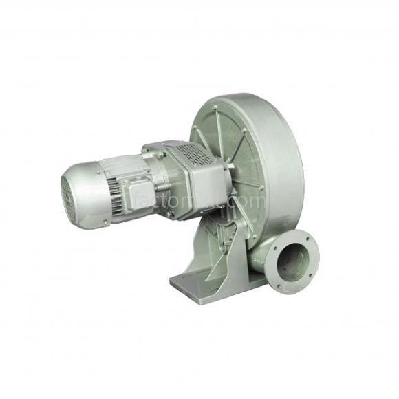 พัดลมโบลเวอร์ EuroVent รุ่น Mab-50D 10HP 6350rpm 3 Phase 380V