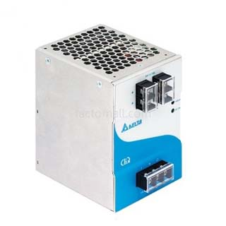 Power Supply DELTA รุ่น DRP024V240W1AA 24V/10A(240W) 85-264VAC 1phase (Aluminum case)
