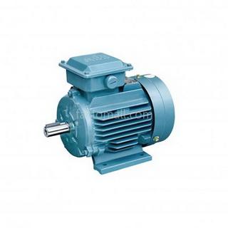 มอเตอร์ ABB M2QA 315kW 420HP 4Pole 1500rpm ขนาด 355L4A แบบขาตั้ง รุ่น IMB3 เฟรมเหล็กหล่อ 3phase 400/690V
