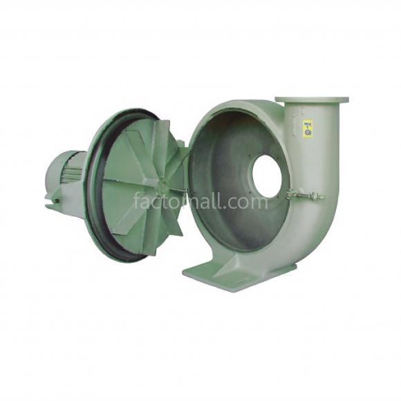 พัดลมโบลเวอร์ EuroVent รุ่น MSR-40B 2HP 2825rpm 3 Phase 380V