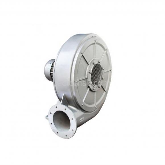 พัดลมโบลเวอร์ EuroVent รุ่น MB-15 1HP 2Pole 2950rpm 21cmm/745cfm 3 Phase 380V