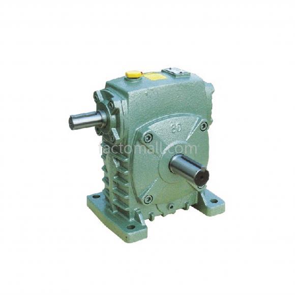 เกียร์มอเตอร์ Kimpo worm gear KA(PR) ขนาด135(35) อัตราทด60 7.5HP แบบเหล็กหล่อ