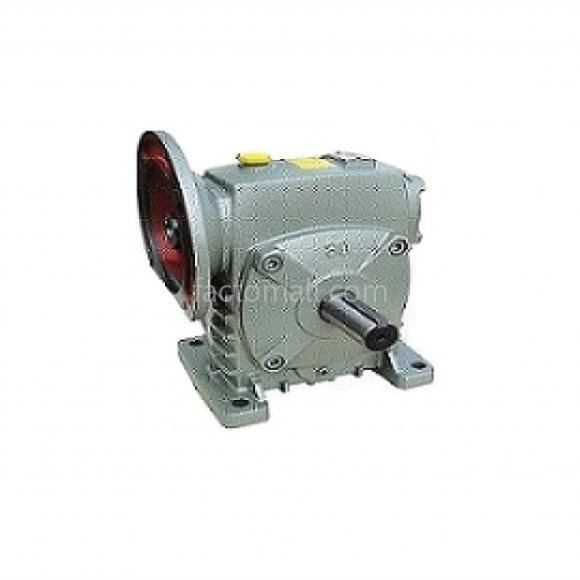 เกียร์มอเตอร์ Kimpo worm gear KAE(PRF) ขนาด60(15) อัตราทด20 1/2HP แบบเหล็กหล่อ